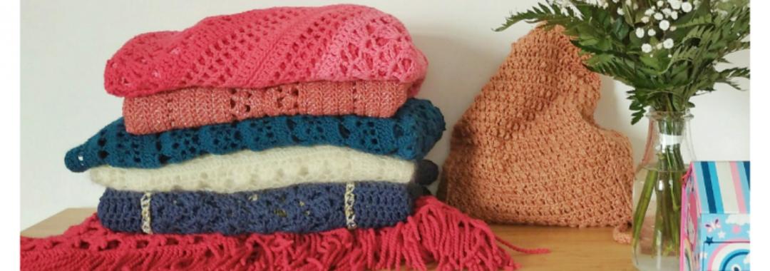 diseños de crochetbymilunar